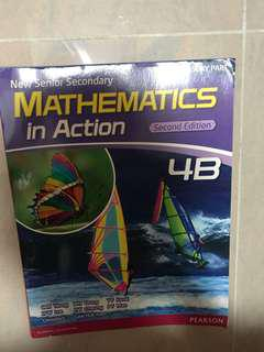 Mathematics In Action 4B second edition