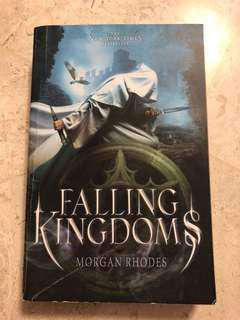 Falling Kingdoms Book 1