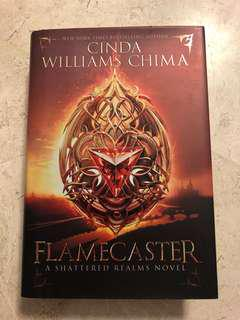 Flamecaster (hardcover) by Cinda William Chima