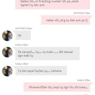 Customer Happy Seller Pun Happy..tq For Support..
