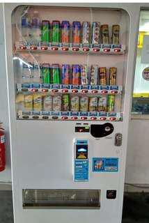 Mesin Air tin(vending machine)