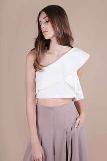 The Tinsel Rack Mora Top (Size L)