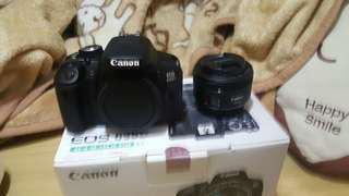 Canon 650D lens 50mm f/1.8Stm