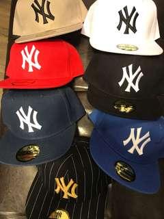 🚚 紐約洋基隊球帽