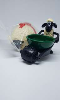 McDonalds Shaun the Sheep Bundle