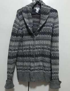 Knitted jacket/sweater