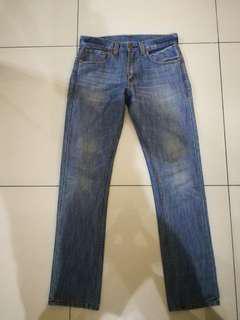 🚚 Levi's 511 水洗牛仔褲
