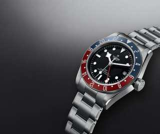 Tudor GMT Pepsi Black bay