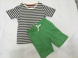 Boy Clothes Set A