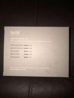 Belif Beginner Set