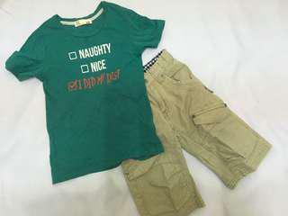 Boy Clothes Set C