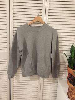 Urban Outfitters Grey Crewneck