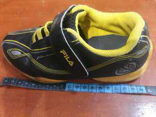 Fila navy blue shoes for 5-7 yrs old