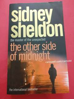 The Other Side of Midnight by Sidney Sheldon | English Novel