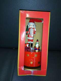 全新Francfranc聖誕音樂盒