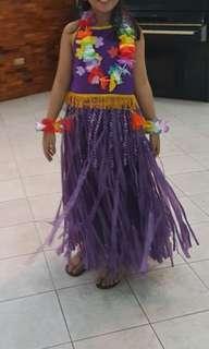 Hawaiian Costume