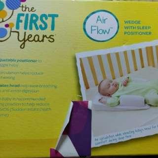 BB嬰兒防嘔枕頭