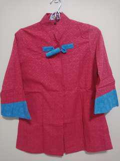 BAju Batik cina / baju sanghai / baju kerja