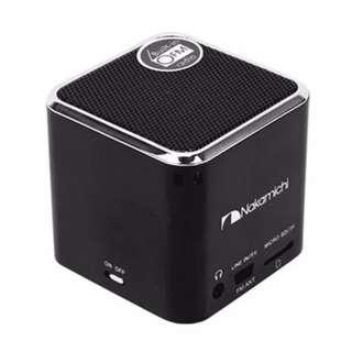 Nakamichi my mini plus speaker MP3 dengan radio FM