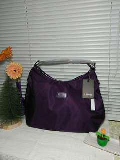 Lipault Lady plume hobo bag