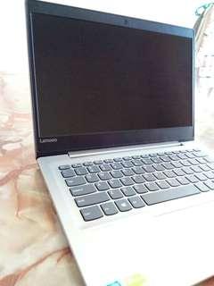 Lenovo ideapad 320s i5 8th gen, 8gb ram, 920mx.
