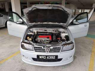 2008 Proton Waja 1.6 CPS (A) Dual Air Bag ABS