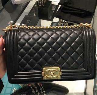 Chanel Boy Bag (freeshipping)