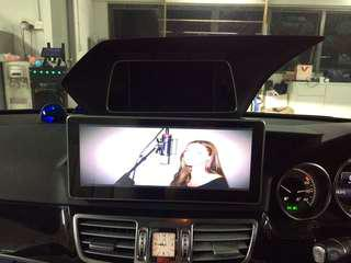 """Mercedes E250👉2014 Installed Android 10.2"""""""