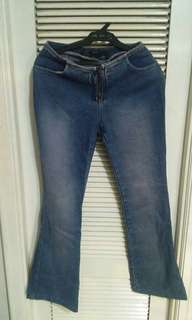 Auth Mossimo Jeans