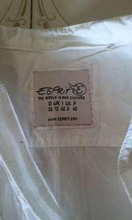 Esprit White Blouse
