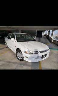 2006 Proton Wira 1.5 (M) sedan tip top condition
