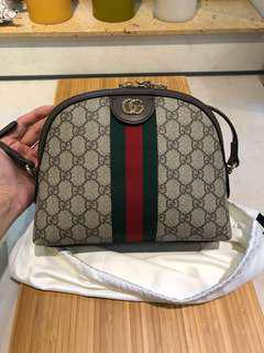 Gucci貝殼包$25000