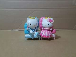 PRINCESS HELLO KITTY & PRINCE DEAR DANIEL