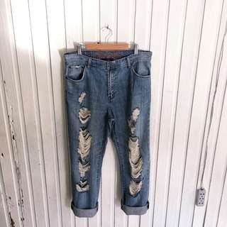 Bossini Jeans Ripped Jeans