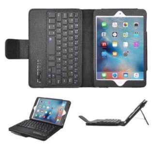 3-in-1 Detachable Bluetooth iPad Case W Keyboard