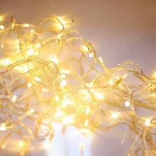 (Warm White) 9 Metre / 100 Bulbs Fairy Lights