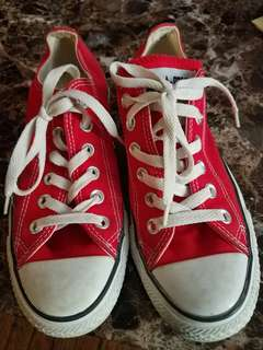 Converse running shoes size 7.5