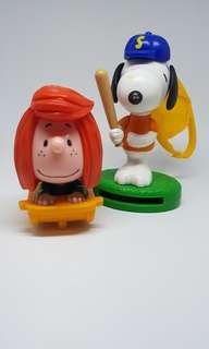 Mcdonalds Snoopy Bundle