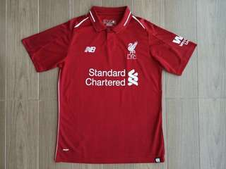 Liverpool Fc Home 18 19 (Fan issue Climalite) 05973ba0a