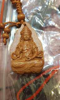 🚚 木雕佛祖