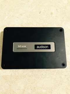 Audison Bit One Digital Sound Processor DSP