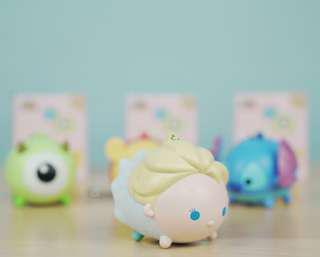 7 11 Tsum Tsum Disney 環保袋 Elsa