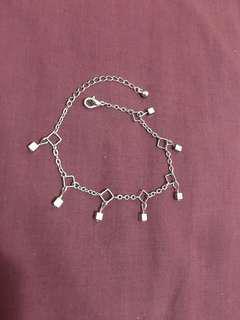 Square/cube bracelet