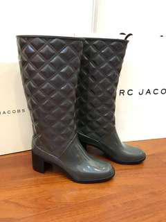 MARC JACOBS高筒雨鞋