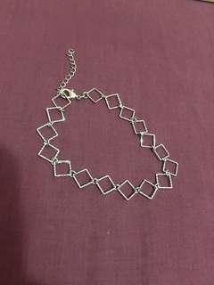 Square Bracelet/Anklet