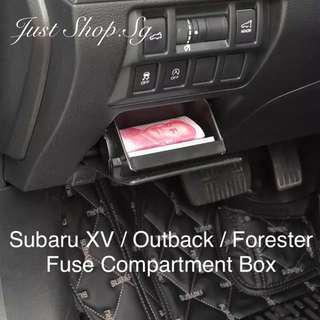 Subaru XV/ Outback / Forester Fuse Compartment Box