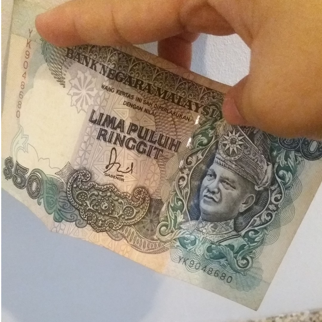50 Old Malaysian Money Antiques Currency On Carousell Ringgit Malaysia Photo