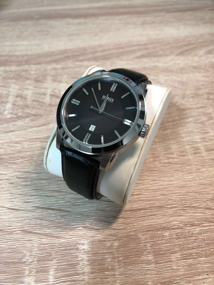 430e8838c Hugo Boss Watch, Men's Fashion, Watches on Carousell