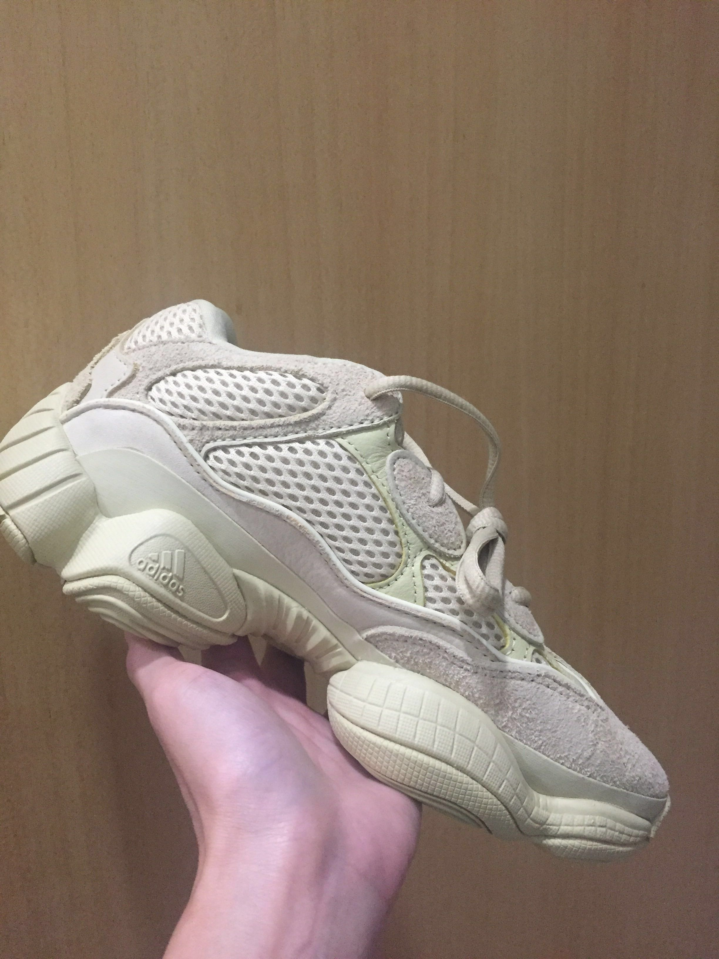 9f9adf705e6ae adidas Yeezy 500 Super Moon Yellow