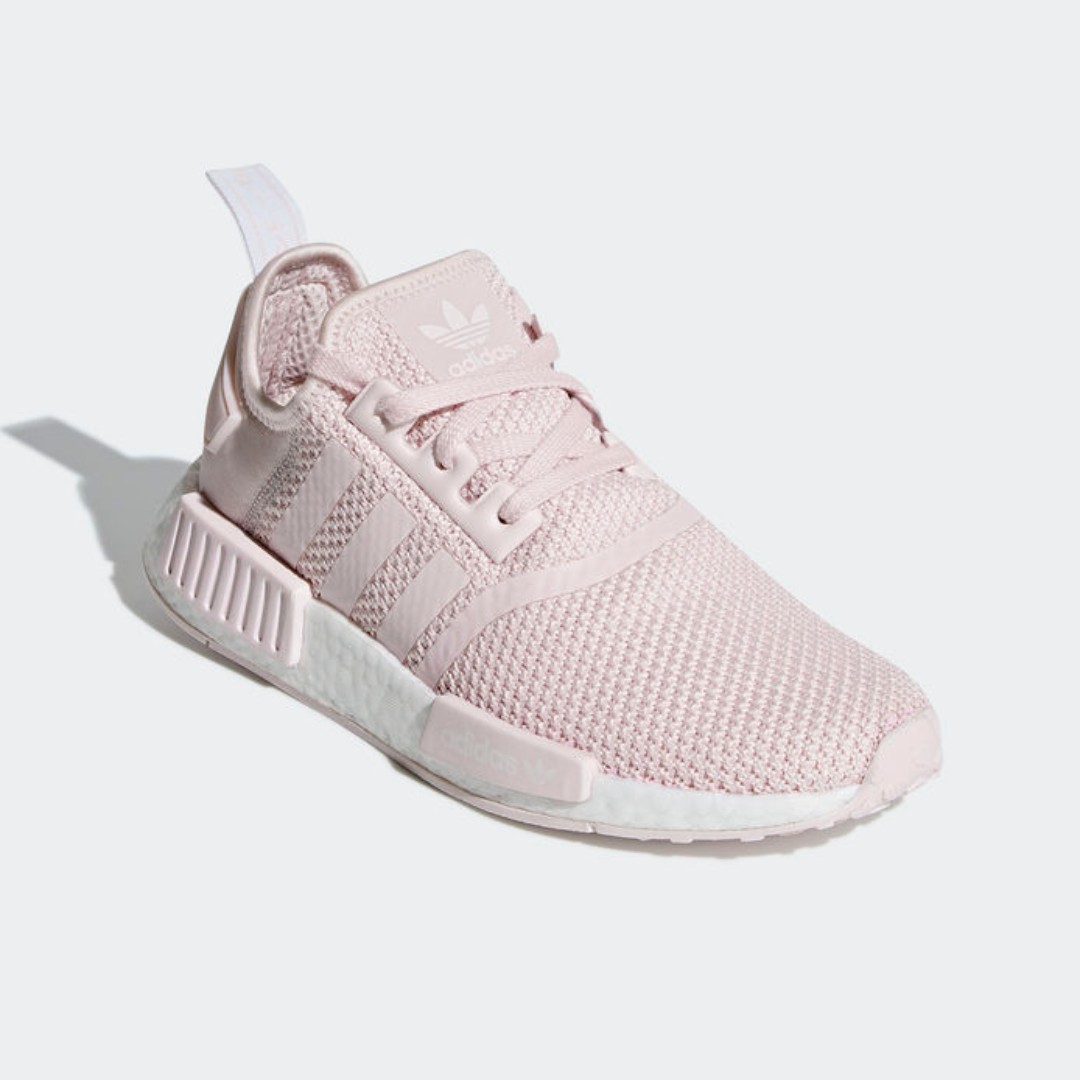 "4780dc0ad Authentic Adidas NMD R1 ""Orchid Tint"""